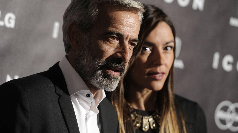 Foto: Imanol Arias e Irene Meritxell en una imagen de archivo (Gtres)