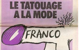 Contra Franco y contra Merkel, el Charlie Hebdo político