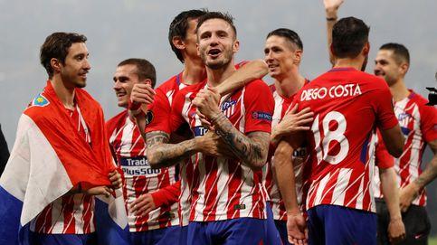 Olympique vs Atlético: Griezmann da al Atleti su tercera Europa League