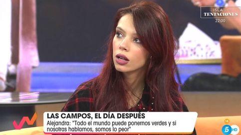 'Viva la vida' | La hija de Terelu, Alejandra Rubio, traiciona a su familia: No soy del clan de 'Las Campos
