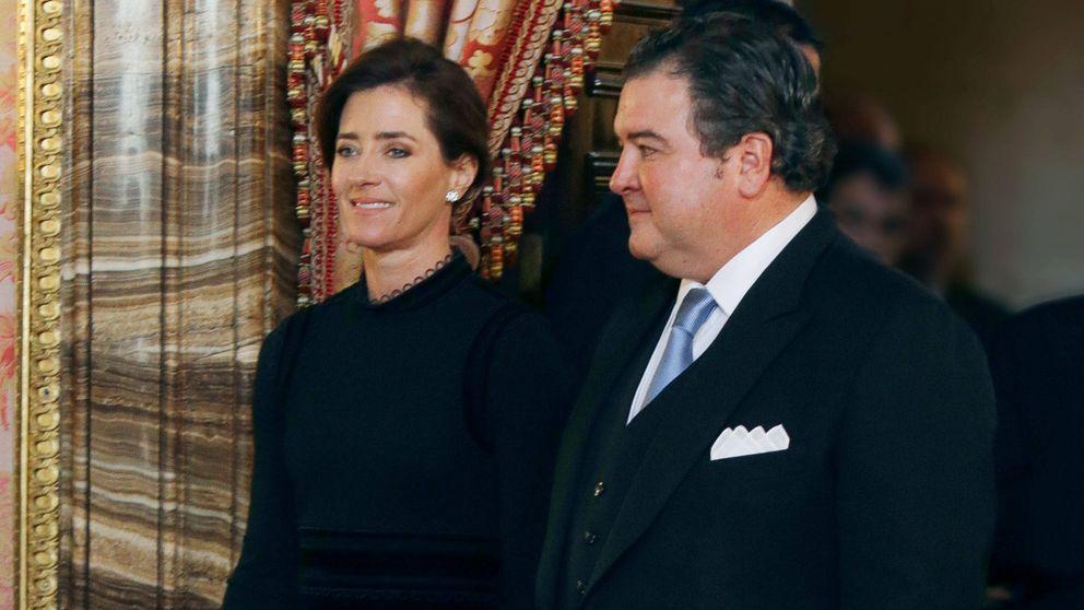Así son los Buchan, los nuevos Costos que ya se codean con Felipe y Letizia