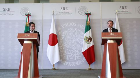 México y Japón conmemoran su tratado de comercio