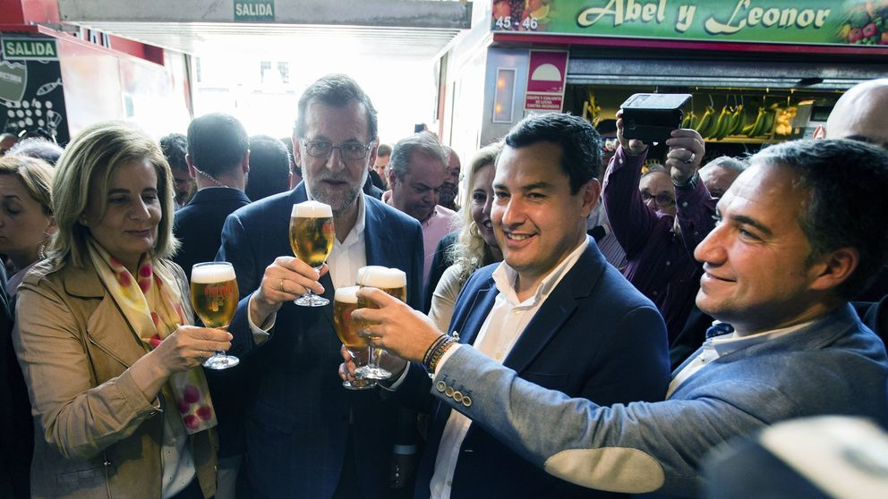 La 'espantá' de la ministra Bañez en el Parlamento andaluz dinamita la estrategia del PP