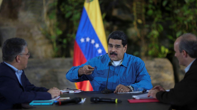 Maduro está dispuesto a ser un dictador para lograr la paz económica