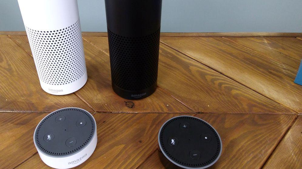Foto: Amazon Echo, el altavoz inteligente que podría resolver un asesinato. (Reuters)