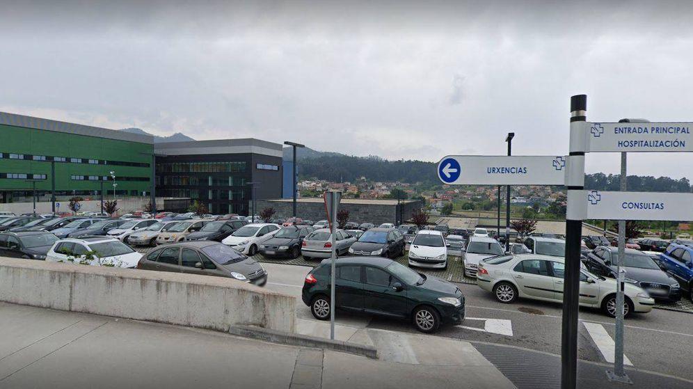 Foto: Hospital Álvaro Cunqueiro, en Pontevedra, Galicia. (Google Maps)
