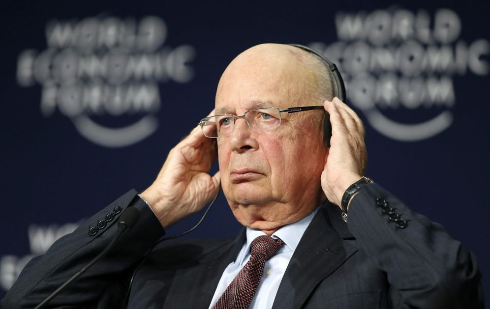 Foto:  El presidente del Foro Económico Mundial, Klaus Schwab, en junio de 2015. (Efe / Nic Bothma)
