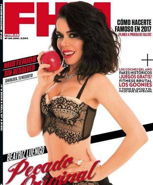 Foto: El último número de 'FHM' en España (enero de 2017).