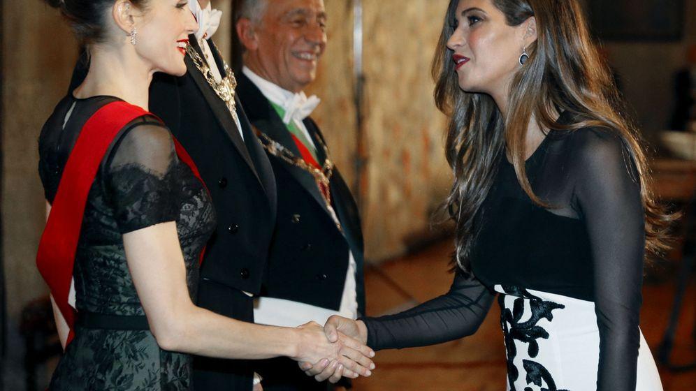 Foto: Los reyes en visita de estado a portugal