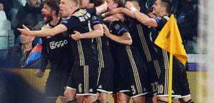 Post de Y de repente, el Ajax les recuerda a muchos que (todavía) les gusta el fútbol