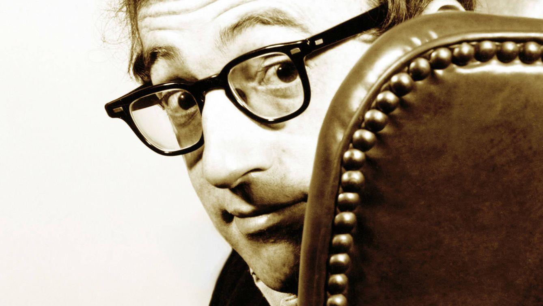 Foto: Una de las imágenes de Woody Allen pertenecientes a su última biografía.