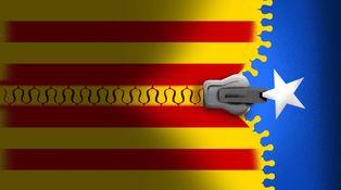 El secesionismo ha unido el nacionalismo y el populismo y ha dado un golpe de diseño