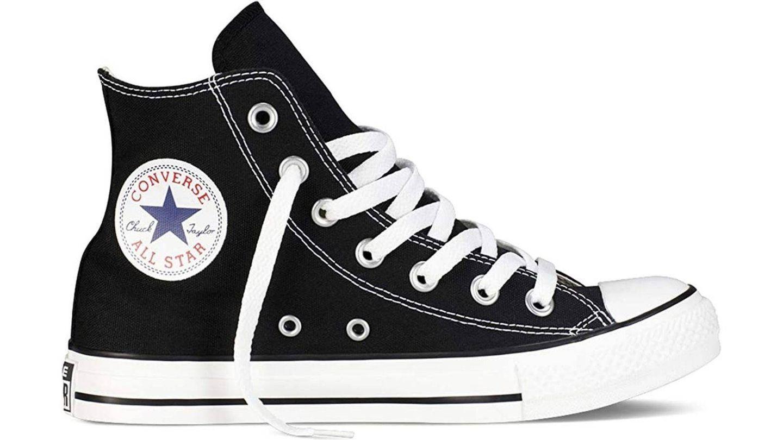 Zapatillas Converse. (Cortesía)