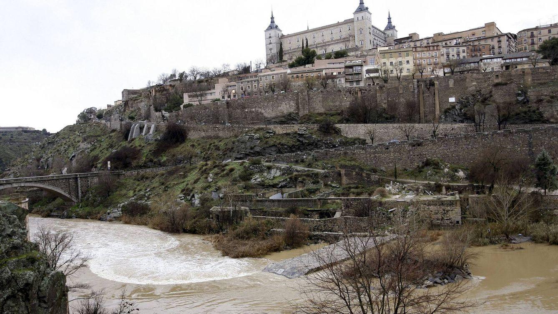 Hallan un cadáver en el río Tajo a su paso por Toledo: se desconoce su identidad y sexo