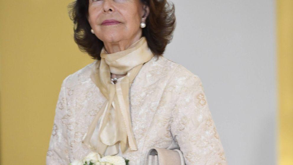 La reina Silvia de Suecia, mucho más atrevida que su hija Victoria