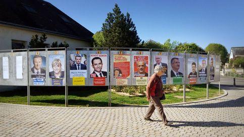 Así se 'venden' los candidatos franceses al electorado