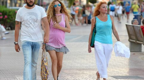 Borja Thyssen y Blanca Cuesta dejan Londres y vuelven a España