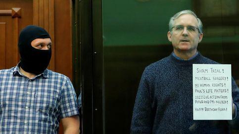 Rusia condena a 16 años de prisión al marine de EEUU Paul Whelan por espionaje