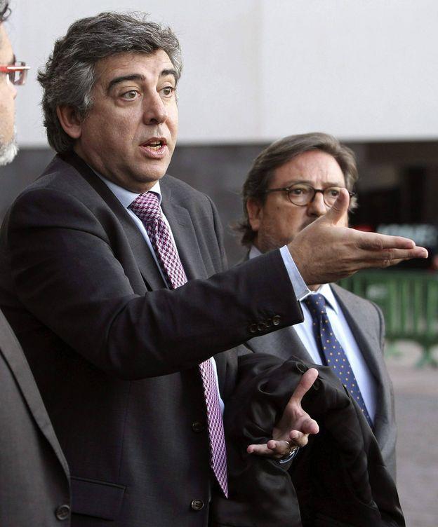 Foto: Jordi Pina, abogado del bufete Molins & Silva. (EFE)