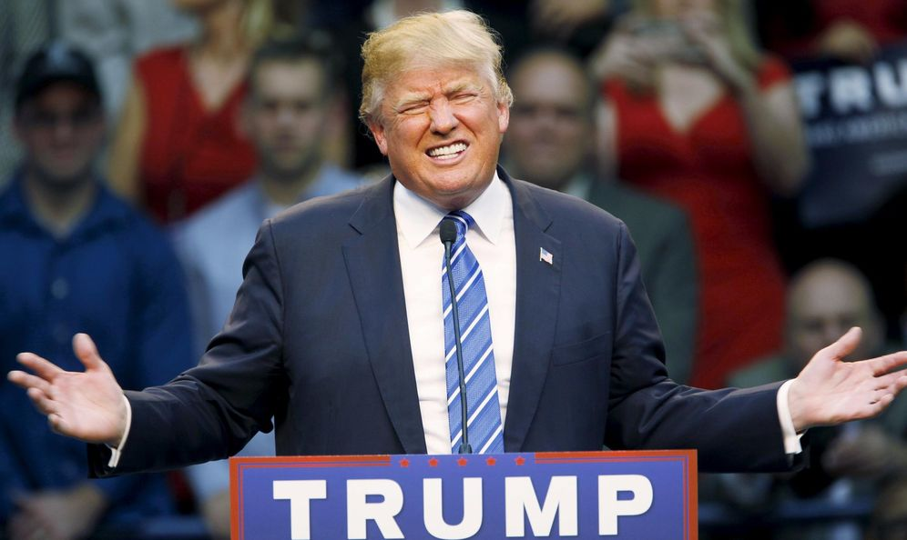 Foto: El candidato republicano, Donald Trump. (Reuters)