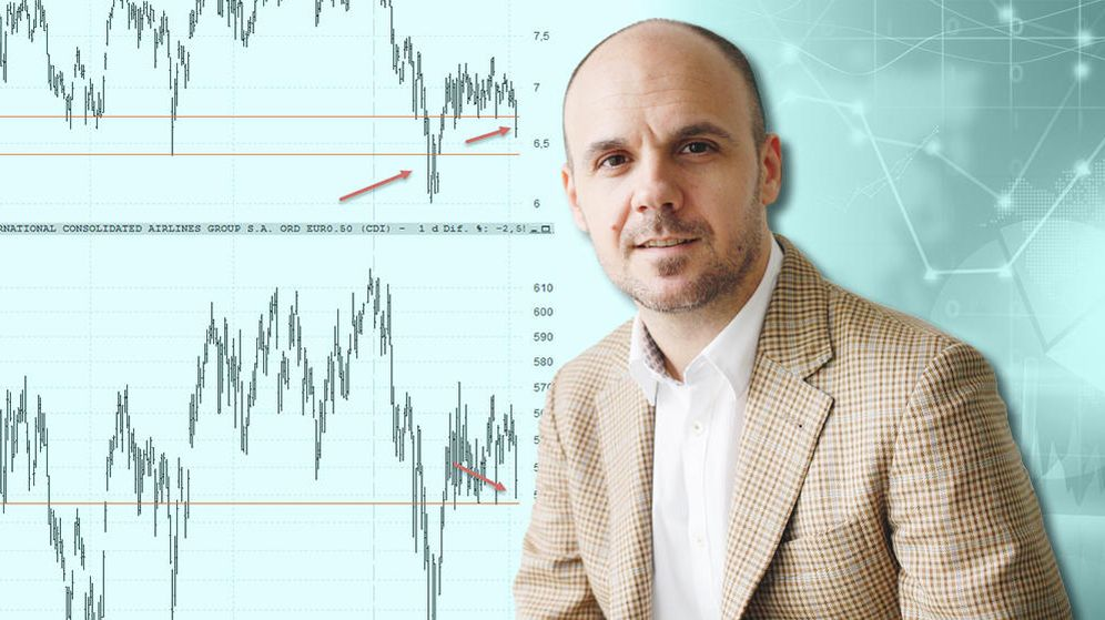 Foto: Carlos Doblado, analista técnico y fundador de Ágora Asesores Financieros EAFI.