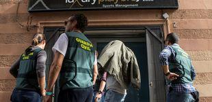 Post de Operación de la Guardia Civil por el fraude masivo de reventa de entradas del Clásico