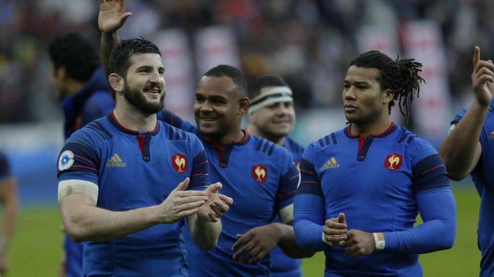 Foto: El equipo francés celebra una victoria (Cordon Press)