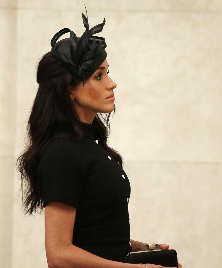 Foto: Descubre el secreto de belleza mejor guardado de Meghan Markle. (Reuters)