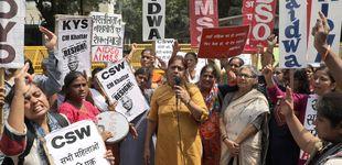 Post de Afeitan la cabeza a una mujer y su hija por resistirse a la violación en la India