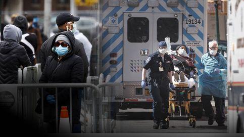 ¿Por qué Nueva York se ha convertido en la región más afectada por el coronavirus del mundo?