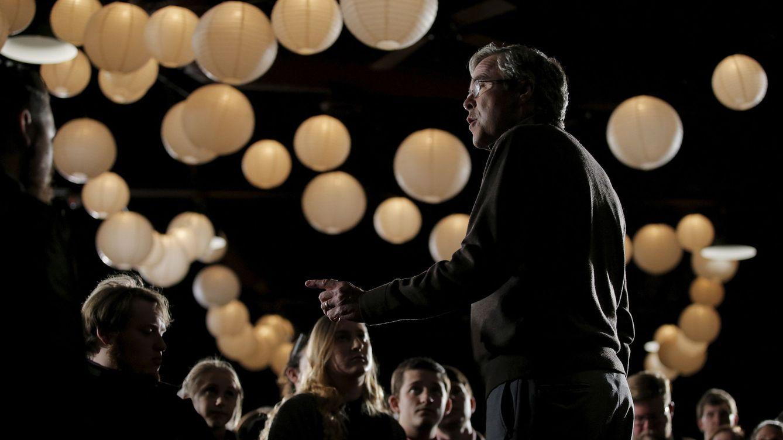 Jeb Bush, la campaña millonaria que no llegó a despegar