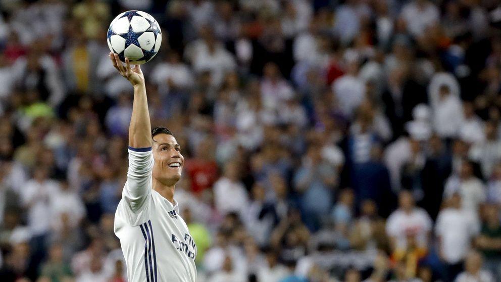Cristiano, el Di Stéfano del Real Madrid del siglo XXI, pide que no le piten