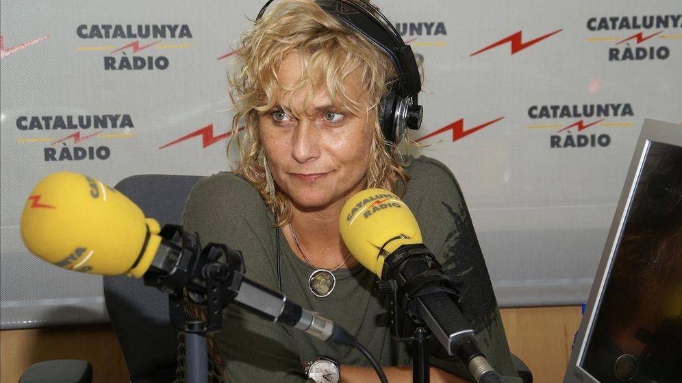 Foto: La locutora Mònica Terribas, en una imagen de archivo. (CCMA)