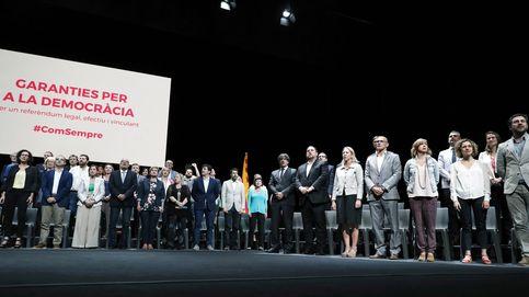 El 40% de los españoles pide suspender la autonomía catalana si hay 1-O