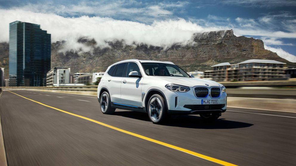 La revolución eléctrica llega con el BMW iX3, un todocamino deportivo