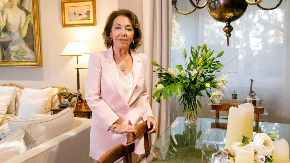 En la casa de Carmen Navarro, la gurú estética de Letizia y otros vips