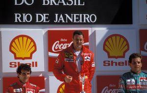 Brasil 89: cuando Ferrari mató el cambio de mano, y Joan Villadelprat se rajó la suya