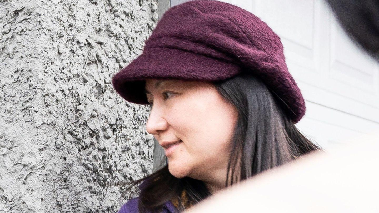 La directora financiera de Huawei, Meng Wanzhou. (EFE)