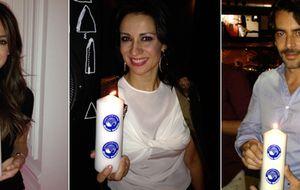 Tamara Falcó, Silvia Jato o Eduardo Noriega, 'encienden la llama' de la solidaridad