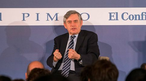 "Gordon Brown advierte a los catalanes: ""La independencia es solo un eslogan"""