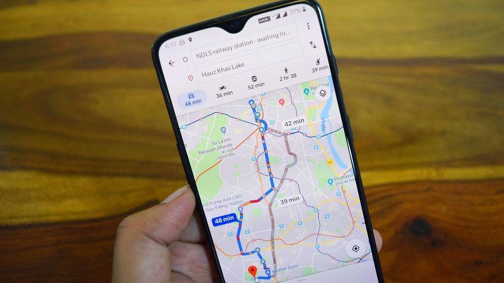 Google Maps te avisará si los conductores de Uber, Cabify o MyTaxi se desvían de la ruta