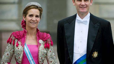 PRIMICIA: Visita a Vitoria de la infanta Elena, la Borbón que se siente Urdangarin