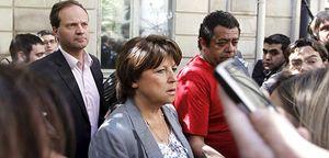 Los socialistas galos se muestran unidos frente al escándalo de Strauss-Kahn