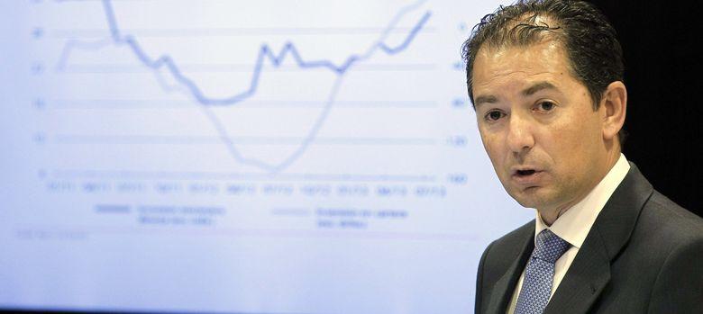Foto: El consejero delegado del Banco Popular, Francisco Gómez. (EFE)