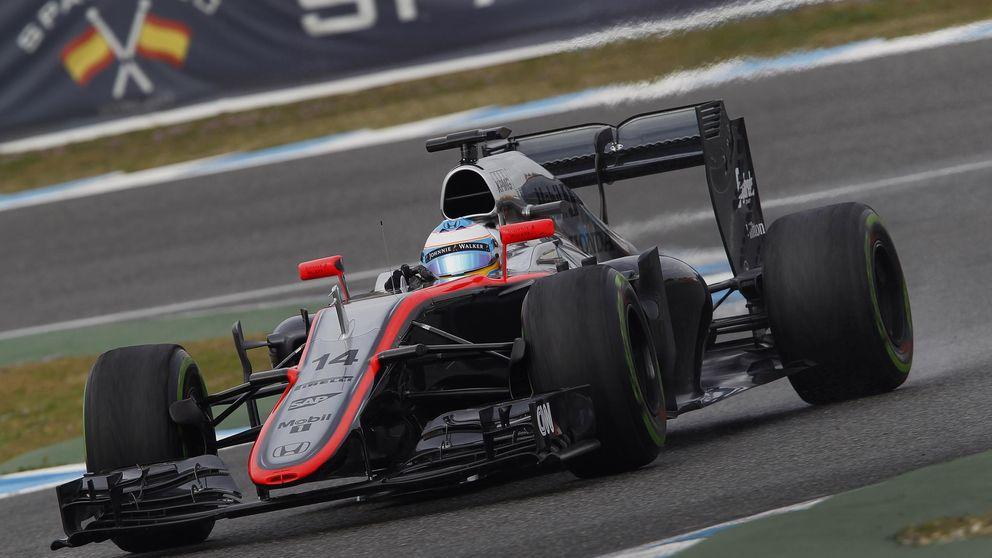 La nueva F1:  1000 cv de potencia y el llanto del recién nacido