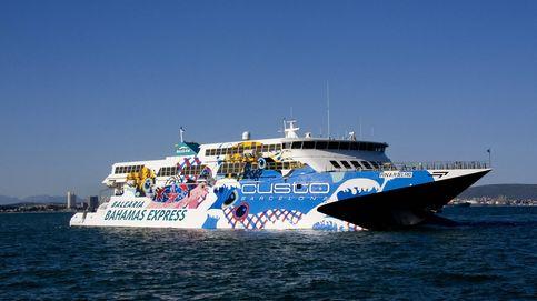 Baleària vs la nueva Trasmediterránea: pulso de navieras por el mercado del ferri