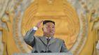 Kim Jong-un recupera el tono conciliador, pero exhibe músculo militar