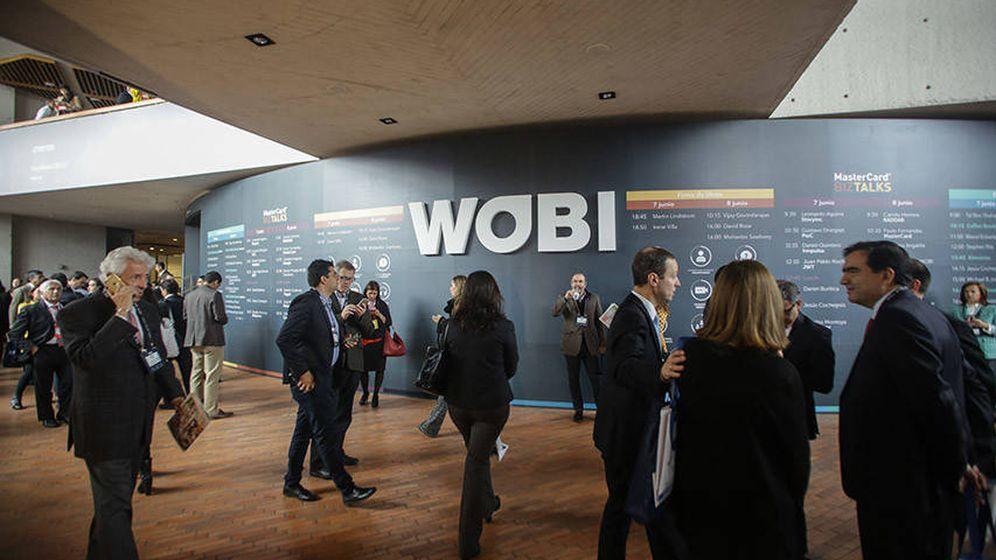 Foto: World Business Forum de 2017.