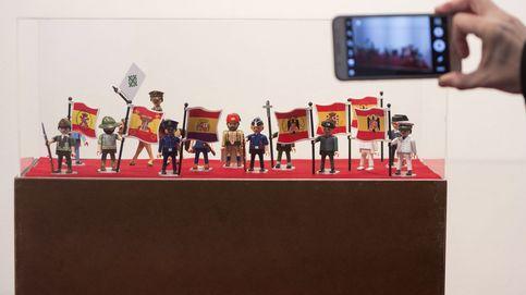 Denuncia contra Playmobil y LEGO por no etiquetar sus juguetes en catalán