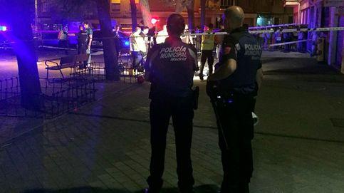 Redada policial en locutorios y bares de Madrid donde se citan bandas latinas
